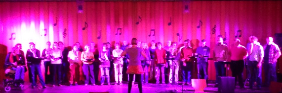 Chor&More Besetzung 2014